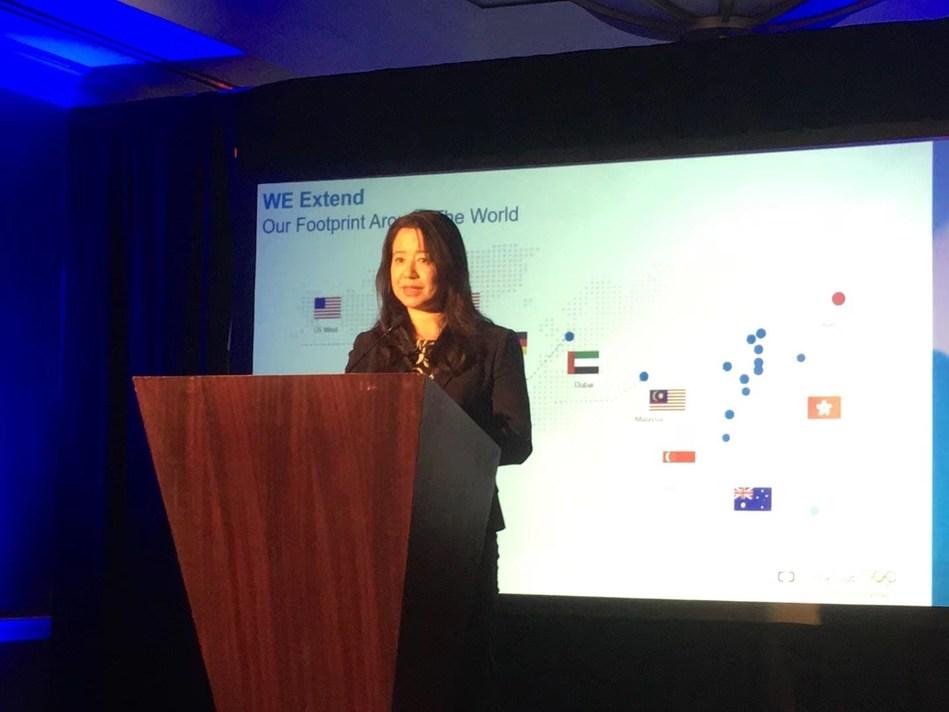 Karen Lu, General Manager, Alibaba Cloud North America