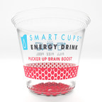 Smart Cups Debuts First-Ever 3D-Polycapsule Printed Line of Energy Drinks