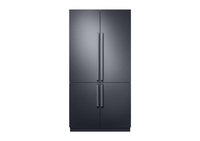 Dacor unveils stunning 42 four door french door for Dacor 42 refrigerator