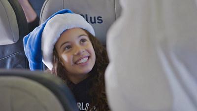 WestJet 12 Flights of Christmas (CNW Group/WestJet)