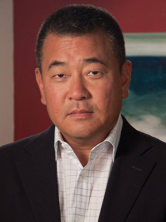 Charles Lee, US President, IDG Communications