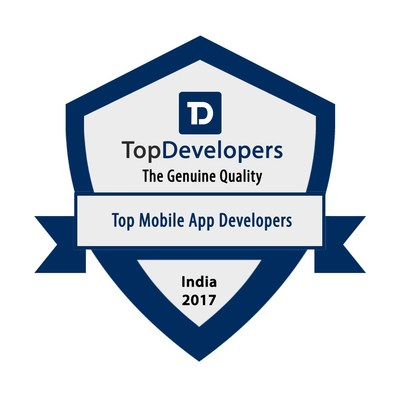 Top Mobile App Developers (PRNewsfoto/TopDevelopers.co)