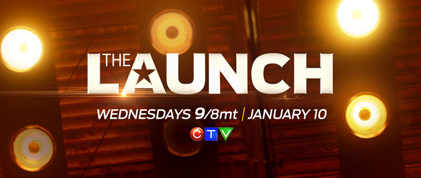 All-New THE LAUNCH Season 1 Trailer Now Available Expansively Across CTV Digital and Twitter, Facebook, and Instagram Social Media Accounts (CNW Group/Bell Media)