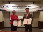 BlueSignal Knocks on Door of U.S. market with Signing of MOU with CarForce