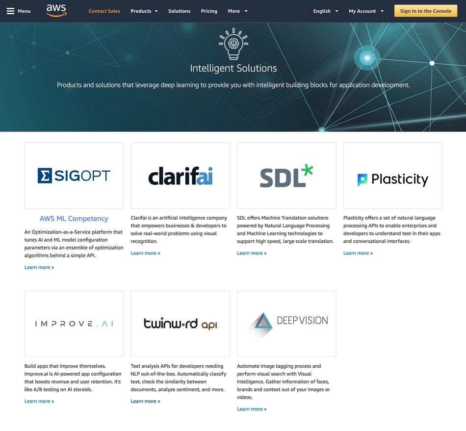 Twinword, a company that has developed a platform that collects, analyzes, and uses big data based on natural language processing technology, was recently ranked among the top seven companies on Amazon Web Services (AWS) Marketplace.