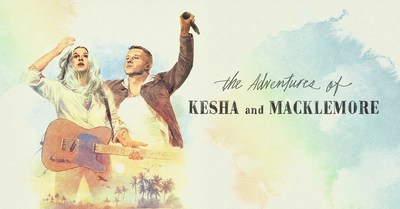 Kesha and Macklemore Will Conquer 2018 with 'The Adventures of Kesha and Macklemore' Tour