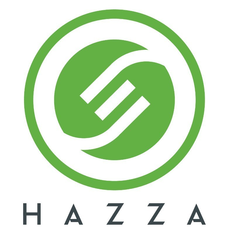Hazza Logo (PRNewsfoto/Octo3 Foundation Limited)