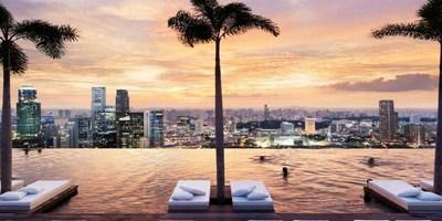 Marina Bay Sands, Singapore (PRNewsfoto/TOPHOTELPROJECTS)