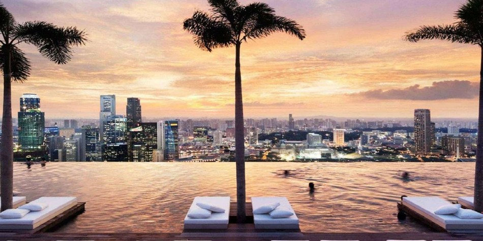 Marina Bay Sands, Singapore (PRNewsfoto/TOPHOTELPROJECTS)