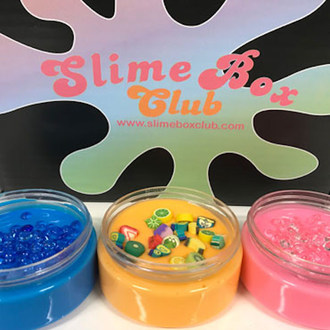 "In the Spirit of Giving This Holiday Season, Slime Box Club Launches the ""Slime Challenge"""