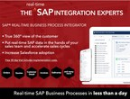 enosiX, Inc. Announces SAP® Real-Time Business Process Integrator App on the Salesforce AppExchange