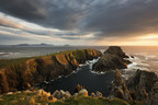 When filming at Skellig Michael wrapped, the crew headed to Malin Head in Donegal – Ireland's most northerly point, on the Inishowen Peninsula. (PRNewsfoto/Tourism Ireland)