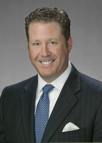 Eric Evans, Tomball Regional Medical Center Chief Executive Officer