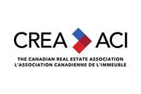 Logo: Canadian Real Estate Association (CNW Group/Canadian Real Estate Association)
