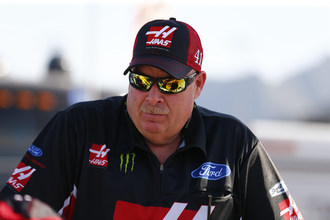 Tony Gibson, Crew Chief for Kurt Busch and the #41 Monster Energy Ford, is MOOG® 'Go the Extra Mile' Crew Chief of the Year