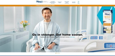 New Website from Nestlé Health Science Helps Healthcare Professionals Empower Patients Undergoing Major Surgery to Learn About the Benefits of Surgical Nutrition
