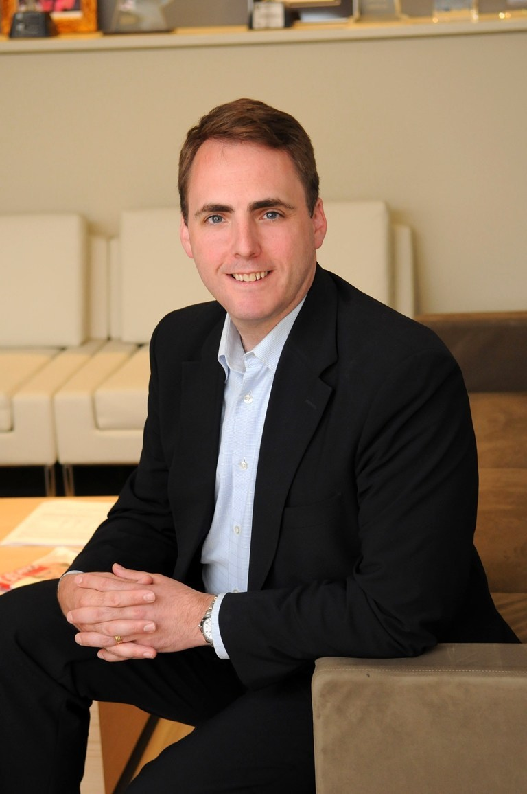 Kevin O'Brien, President of Weight Watchers Canada, Ltd.