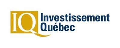 Logo : Investissement Quebec (Groupe CNW/Cabinet de la vice-première ministre, ministre de l'Économie, de la Science et de l'Innovation et ministre responsable de la Stratégie numérique)