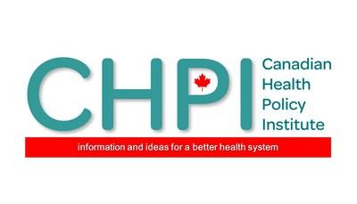 Le Canadian Health Policy Institute (CHPI) est un groupe de réflexion indépendant qui se consacre à la diffusion de renseignements et d'idées visant à favoriser un meilleur système de santé. (Groupe CNW/Canadian Health Policy Institute)