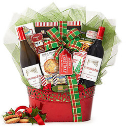 GiftBasketsOverseas.com delivers Hanukkah, Christmas, and New Year gifts to 200 countries!