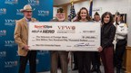 Goal-shattering $1.25 million donated by Sport Clips Haircuts to VFW for Help A Hero Scholarships