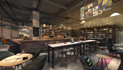 The Moxy Chicago Downtown is scheduled to open in the Spring of 2018 in Chicago's River North neighborhood. The hotel will feature a unique F&B concept with a food-truck inspired walk up window outside, and inside will feature a coffeehouse by day and spirited bar and bites concept in the afternoon and evening.
