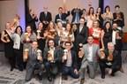 En una fiesta de gala, Jatobá PR premió a 17 agencias y entregó 29 trofeos
