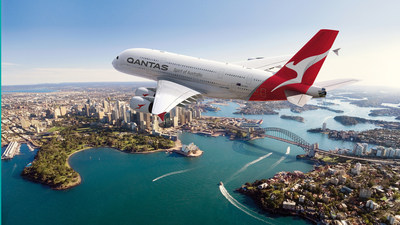 WestJet announced that members of WestJet Rewards can now redeem their WestJet dollars on to destinations in the Qantas Airways (Qantas) network including Sydney, Melbourne and Auckland. (CNW Group/WestJet)