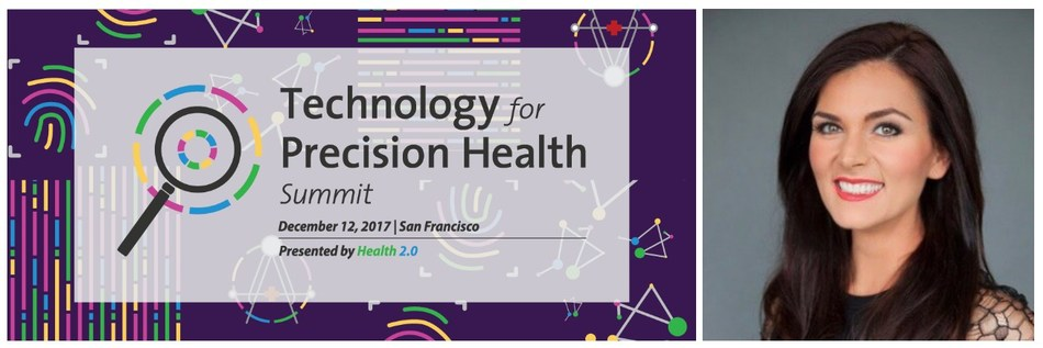 DotLab CEO Heather Bowerman to Speak at 2017 Technology for Precision Health Summit Presented by Health 2.0