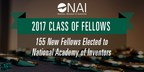 National Academy of Inventors Announces 2017 Fellows