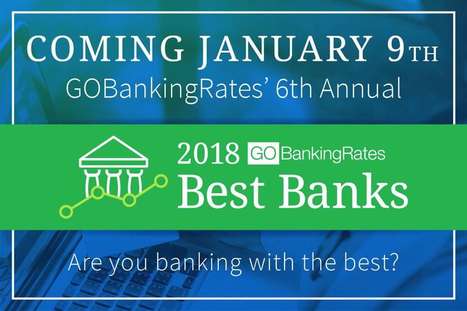 GOBankingRates' Best Banks of 2018