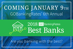 Are You Banking With the Best? Preview GOBankingRates' Annual Best Banks Rankings