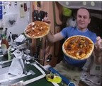 Houston-based Sicilian Village Olives Rockets to Space For a Pizza Party in the International Space Station (I.S.S.)