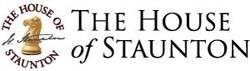The House of Staunton tournament chess set provider