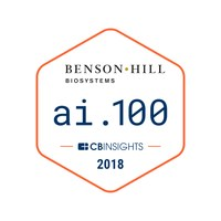 Benson Hill Biosystems Named to the 2018 AI 100, Highlighting Advancements in Empowering Crop Genomic Innovation to Improve our Food System