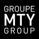 Logo : Groupe MTY (Groupe CNW/Groupe d'Alimentation MTY inc.)