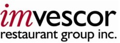 Logo : Imvescor Restaurant Group Inc. (Groupe CNW/Groupe d'Alimentation MTY inc.)