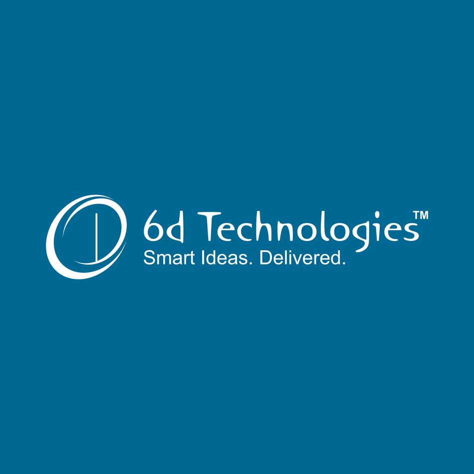 6d Technologies Logo (PRNewsfoto/6d Technologies)