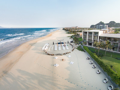 Beachfront Event Venue at Hyatt Regency Danang Resort and Spa