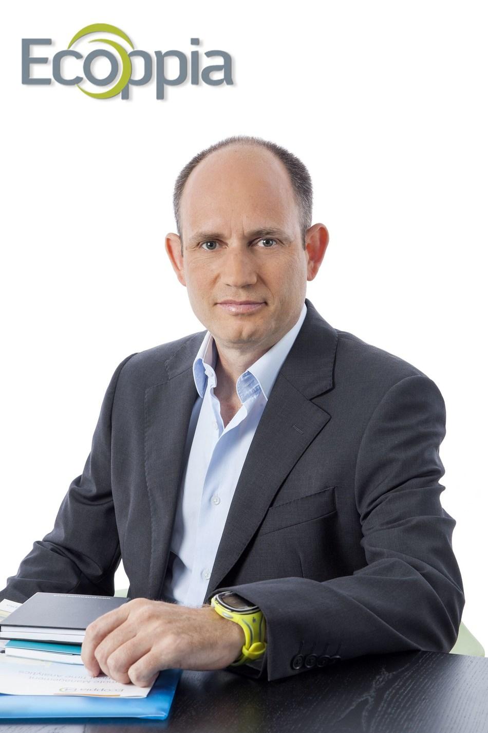 Eran Meller, Ecoppia CEO and Co-Founder (PRNewsfoto/Ecoppia)