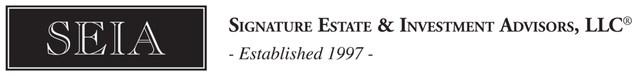 (PRNewsfoto/Signature Estate & Investment A)