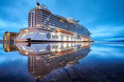 MSC Cruises Announces Ricky Martin, Andrea Bocelli and More for U.S. Naming Ceremony Celebration
