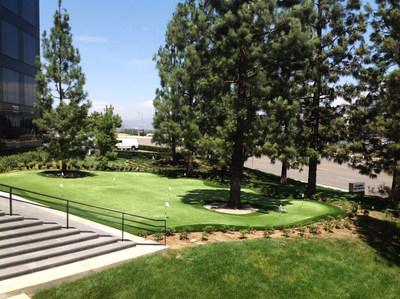OC Turf and Putting Green Irvine Company Install