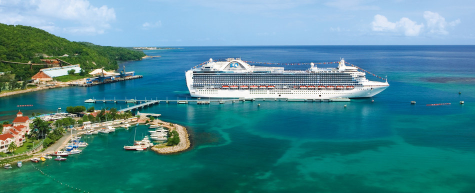 "Princess Cruises Awarded ""Best Itineraries"" by Cruise Critic Editors"