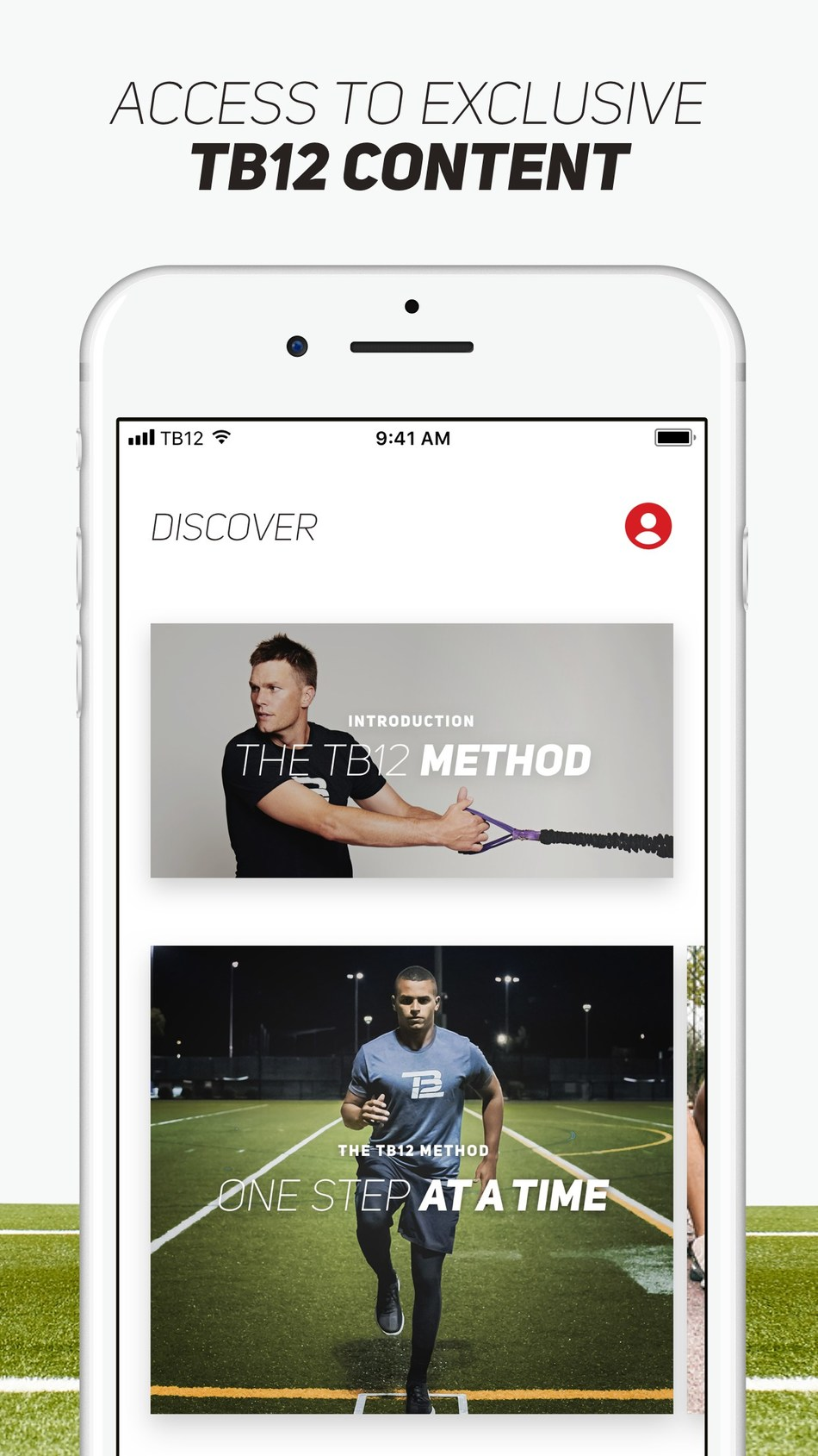 Tom Brady Launches TB12 Method Mobile App as Interactive Resource to Achieve and Sustain Peak Performance