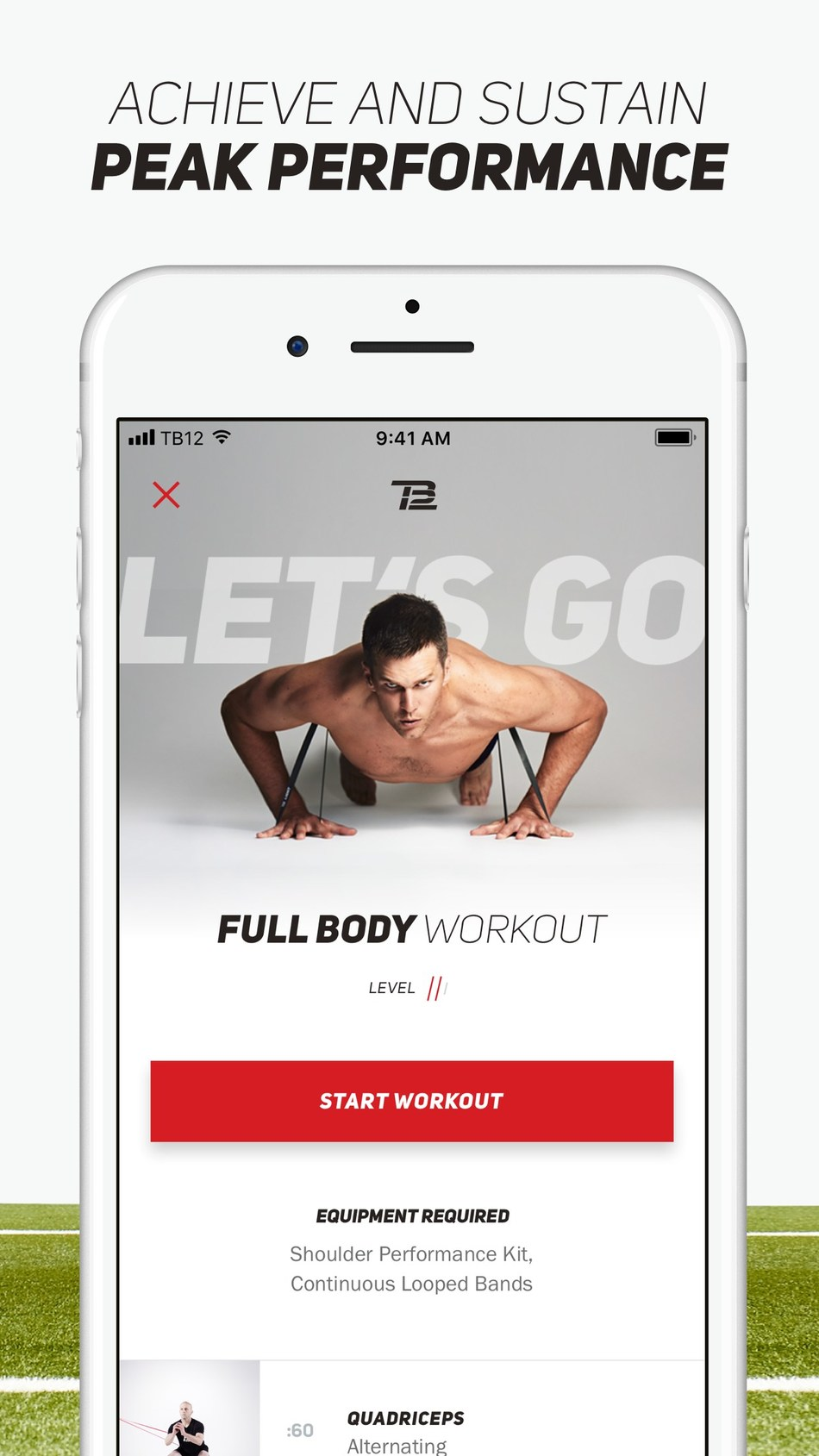 TB12 Announces Fitness & Lifestyle Application to Support a More Natural and Holistic Exercise and Training Program