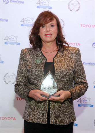 Andra Rush Inducted Into Michigan Minority Business Hall Of Fame
