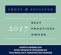 Eccrine Systems Earns Recognition for Its Innovative Non-invasive Sweat-sensing Technology