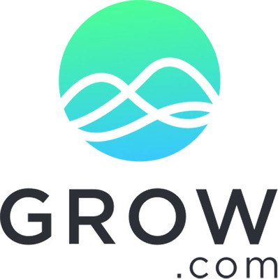 Grow Logo (PRNewsfoto/Grow)