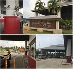 Phuket enhances its security with facial recognition (PRNewsfoto/Herta)